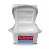 Kit Transporte Insulina Resfrigerado.