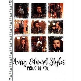 Caderno Personalisado Harry Styles 1 Materia