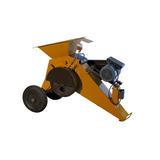 Maquina Trituradora Picadora De Cascotes Motor Mono 3 Hp