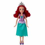 Boneca Princesas Básicas - Ariel - Hasbro
