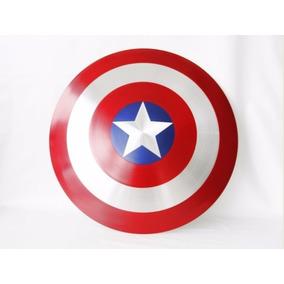 Réplica Escudo Capitão América 45 Cm