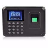 Relógio De Ponto Biométrico De Impressão Digital Bater Ponto