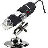Microscopio Digital Usb 40x-1000x 8 Led Pc Camara 2mp