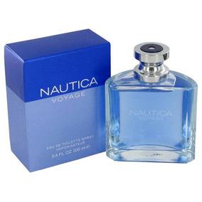 Perfume Original Nautica Voyage Hombre 100ml Edt