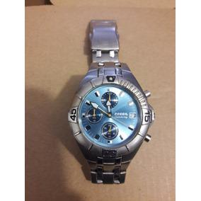 Reloj Para Hombre Cronografo Fossil Speedway Modelo Ch-2357