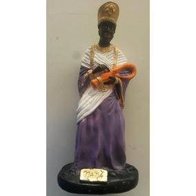 Imagem Nanã Escultura Orixá Do Candomblé Africano Estatua 40