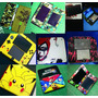 Skin Personalizados Para Dsi, Dslite, 2ds, 3ds, 3dsxl Y New