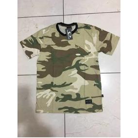 Camiseta Oakley Camuflada Exercito Blusa Camisa Masculino
