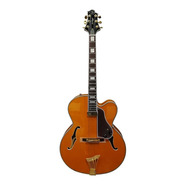 Guitarra Eléctrica Samick Jz-4 An Antique Natural Nueva Gtia