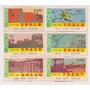 Lote De 11 Billetes De Loteria De España Y Corea