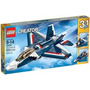 Lego 31039 Blue Power Jet Avion Azul Creator 3 En 1