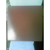 Terracota Caicos Liso (brillante). Quibor 25x25. 1 M^2