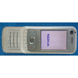 Celular Nokia Navigator 6110 Gps Symbian Microfone Ruim