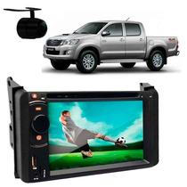 Multimidia Universal Hilux Sw4 Etios Corolla Tv Digital Usb