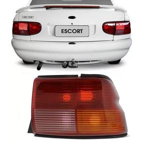 Lanterna Traseira Escort Zetec Hatch 1997 Até 2001 Ld