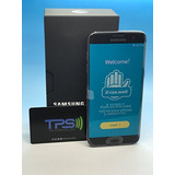 Samsung Galaxy S7 Edge 32 Gb At Y T G935a Onyx Negro