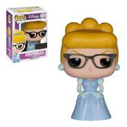 Boneco Funko Pop Disney Exclusive - Cinderella (nerd) 157