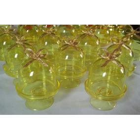 Mini Cúpula Porta Cupcakes Souvenirs