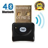 Inamax B520 Bluetooth 4.0 Dongle Adaptador Usb Para Pc Con