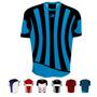 Jogo Camisas Para Futebol Placar - Uniforme C/ 10 Peças