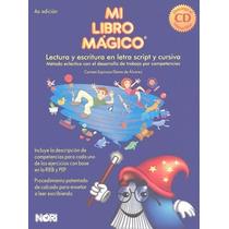 Mi Libro Magico Script Y Cursiva Aprendo A Leer Y Escribir!!