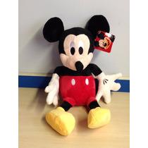 Minie Ou Mickey Pelúcia 40 Cm