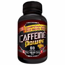 Cafeína Concentrada 420mg 60 Cápsulas Caffeine Power 1000mg