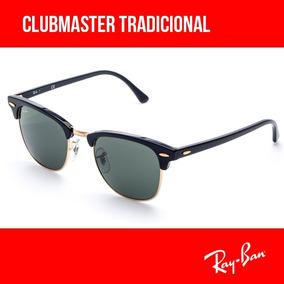 caed64642772b Oculos Rayban Original - Óculos De Sol Ray-Ban Clubmaster no Mercado ...