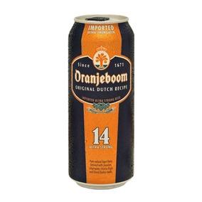 Oranjeboom Ultra Strong 14º . Cerveza . 550 Ml