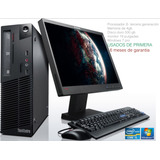 Lenovo Think Centre M72e Core I5 4gb Y 500gb Iii Generacion