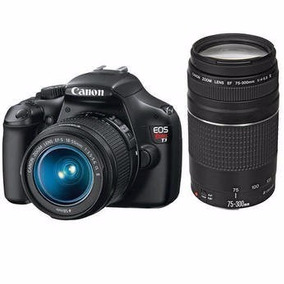 Canon Rebel T3i Impecable +lentes +gran Angular+ Bateria