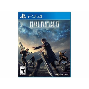 Izalo: Juego Final Fantasy Xv Ps4 + Mp + Local!