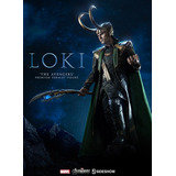 Loki Avengers Sideshow Premium Format