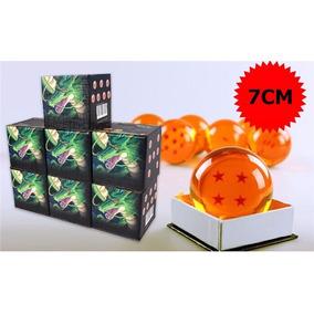 Kit 7 Esferas Do Dragão Tamanho Real Dbz - Pronta Entrega