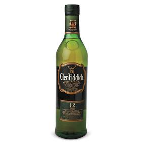 Bebida Alcohol Whisky Glenfiddich 750 Ml Cuatro Jinetes