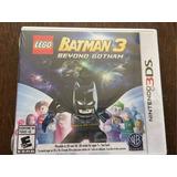 Batman 3 Lego 3ds