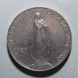 Vaticano 1 Lira 1932 Pio Xi Año Xi Excelente Km 5