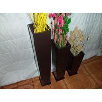 Florero/jarron/adorno/decoración/regalo Minimalista Madera