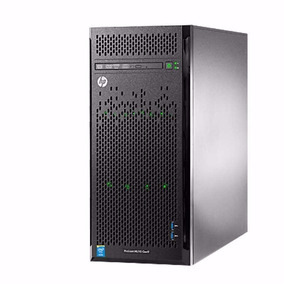 Servidor Hp Proliant Ml110 Gen 9 Intel Xeon Quad Core 8g 2tb