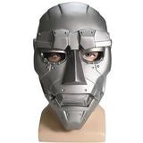 Disfraz Xcoser Dr. Máscara De La Máscara De Doom Fantástico