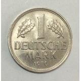 Moneda Alemania 1 Deutsche Mark 1970 D. Sin Circular