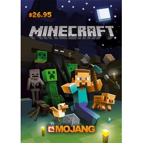 Minecraft Original - Gift Card Original | Suporte Por 3 Mese