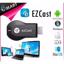 Ezcast Anycast Google Dongle Fullhd1080p Igual A Chromecast