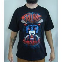 Camiseta Da Banda Falling In Reverse - Radke 01