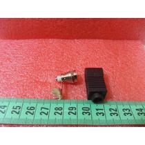 Conector Tipo F 90° Con Rosca Para Tv Por Cable- Satelital