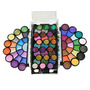 Deslumbrante Kit Del Maquillaje De 77 Color Mate De Neón De