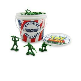 Boneco Soldadinhos De Guerra Toy Story 60 Soldados