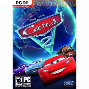Carros 2 Disney Jogo Pc Novo Original Lacrado Mídia Física