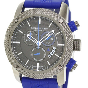 e16ea83bb16 Relogio Burberry Bu 7503 De Luxo Masculino - Relógios De Pulso no ...