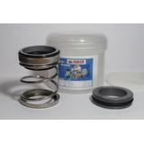 Sello Mecanico 1 1/4 Tipo 21 - Silicio-silicio-viton